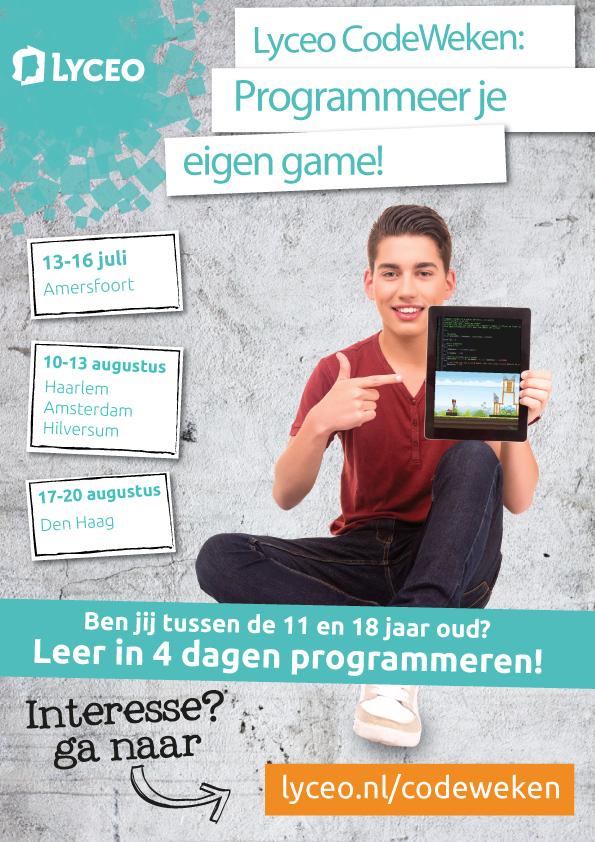 Lyceo-CodeWeken-Poster